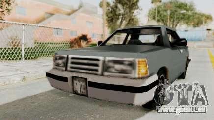 GTA 3 Corpse Manana für GTA San Andreas