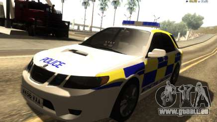SAAB 9-2 Aero Turbo Generic UK Police pour GTA San Andreas
