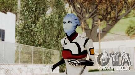 Mass Effect 2 Rana Thanoptis pour GTA San Andreas