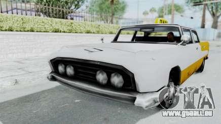 GTA VC Oceanic Taxi für GTA San Andreas