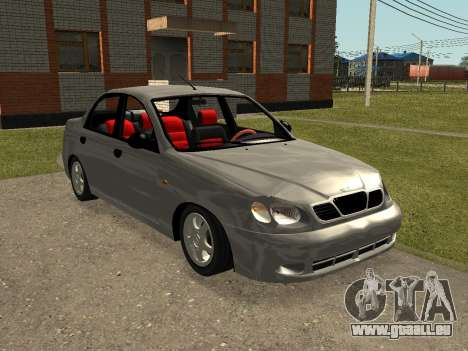 Daewoo Lanos (Sens) 2004 v1.0 by Greedy für GTA San Andreas