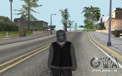 Neue bum für GTA San Andreas