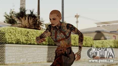 Mass Effect 2 Jack für GTA San Andreas