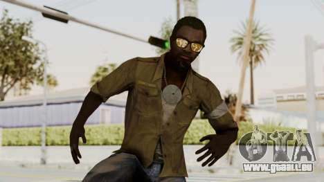 Far Cry 3 - Dennis Rogers pour GTA San Andreas