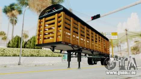 Trailer de Estacas pour GTA San Andreas
