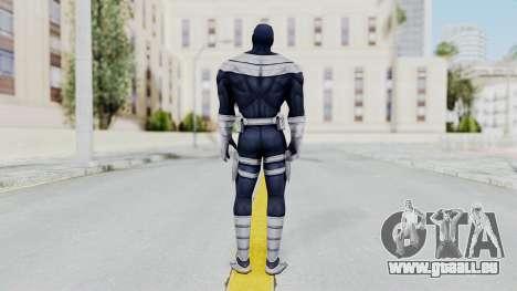 Marvel Future Fight - Bullseye pour GTA San Andreas troisième écran