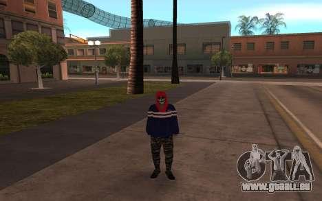 Neue Obdachlose v3 für GTA San Andreas