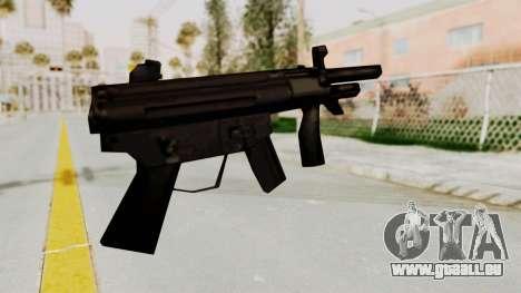 Liberty City Stories SMG pour GTA San Andreas deuxième écran