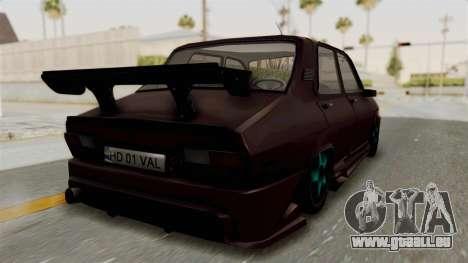 Dacia 1310 TX Tuning pour GTA San Andreas vue de droite
