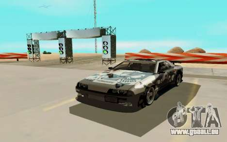 ENB Series for SAMP 0.3.7 für GTA San Andreas zweiten Screenshot