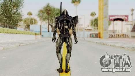Mass Effect 2 Legion pour GTA San Andreas troisième écran