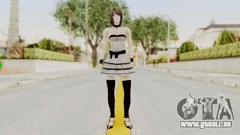 Fatal Frame 4 - Rukka White Dress pour GTA San Andreas deuxième écran