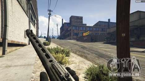 GTA 5 MG-42 quatrième capture d'écran