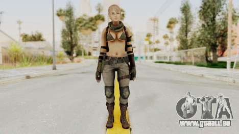 Victoria Kanayeva from Phantomers für GTA San Andreas zweiten Screenshot