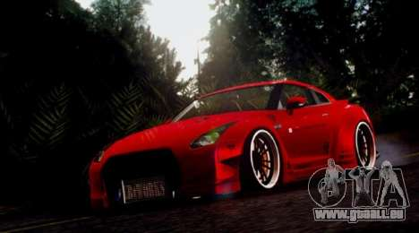 Cry ENB V4.0 SAMP NVIDIA für GTA San Andreas her Screenshot