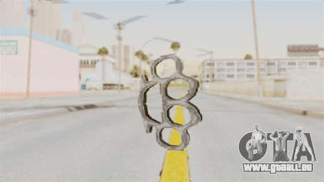 Metal Slug Weapon 5 pour GTA San Andreas