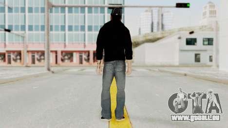 Da Kurlz pour GTA San Andreas troisième écran
