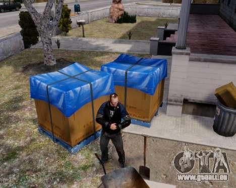 Extensive Cloth Pack for Niko 1.0 für GTA 4 neunten Screenshot
