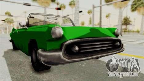 Glendale XS für GTA San Andreas rechten Ansicht