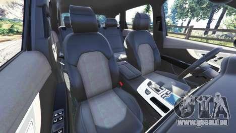 GTA 5 Audi Q7 2015 [rims1] droite vue latérale