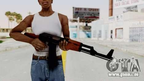 Liberty City Stories AK-47 pour GTA San Andreas