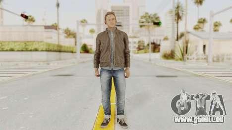 Jack Joyce pour GTA San Andreas deuxième écran