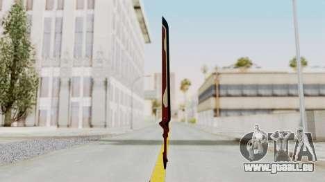 Square Enix pour GTA San Andreas deuxième écran