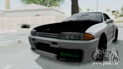 Nissan Skyline BNR32 Hot Version pour GTA San Andreas