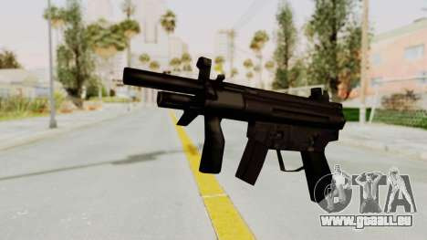 Liberty City Stories SMG pour GTA San Andreas
