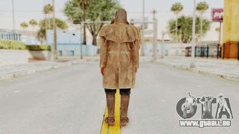 MGSV Phantom Pain Ocelot Prologue Afghanistan pour GTA San Andreas troisième écran