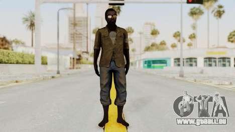 Far Cry 3 - Dennis Rogers für GTA San Andreas zweiten Screenshot