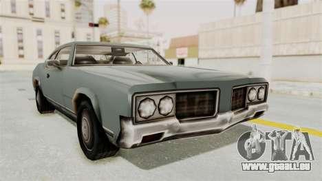 Beta VC Sabre für GTA San Andreas