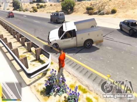 Realistische Schäden in GTA 5 für GTA 5