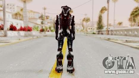 UT2004 The Corrupt - Cathode pour GTA San Andreas troisième écran