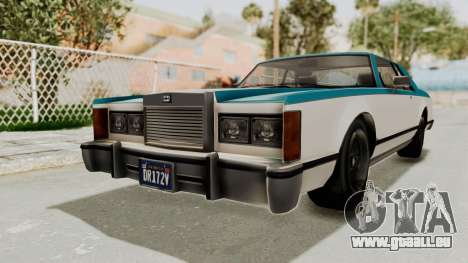 GTA 5 Dundreary Virgo Classic IVF pour GTA San Andreas