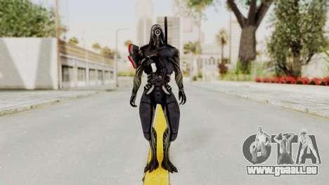 Mass Effect 2 Legion pour GTA San Andreas deuxième écran
