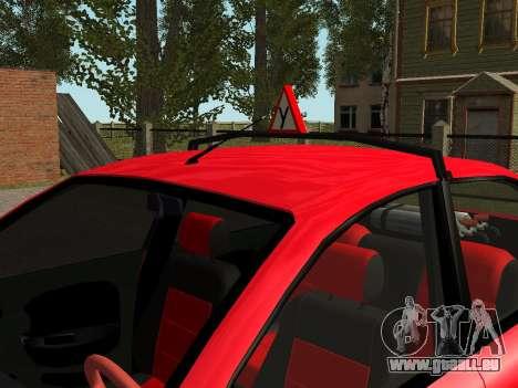 Daewoo Lanos (Sens) 2004 v1.0 by Greedy für GTA San Andreas Innen
