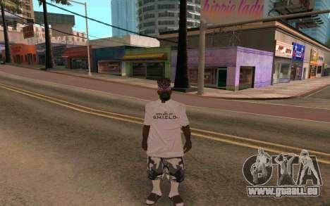 Ballas Gang Member pour GTA San Andreas