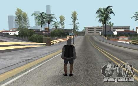 Neue bum für GTA San Andreas zweiten Screenshot