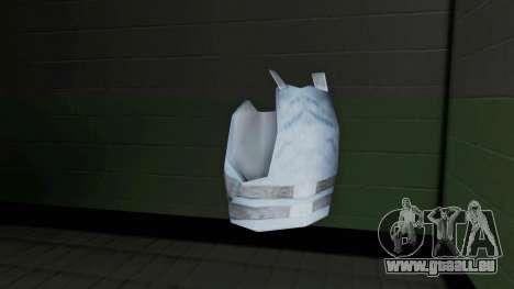 Metal Slug Weapon 2 pour GTA San Andreas troisième écran