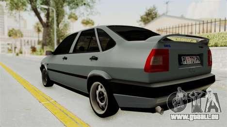 Fiat Tempra pour GTA San Andreas laissé vue