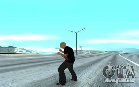Da Nang Boy pour GTA San Andreas troisième écran