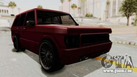 Huntley für GTA San Andreas