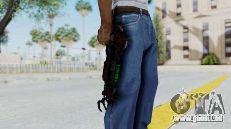 Ray Gun Mark II pour GTA San Andreas troisième écran