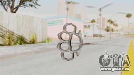 Metal Slug Weapon 5 pour GTA San Andreas deuxième écran