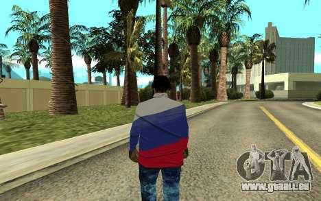 Grove Street Gang Member für GTA San Andreas zweiten Screenshot