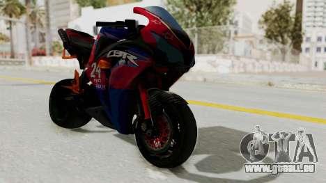 Honda CBR1000RR Mini pour GTA San Andreas
