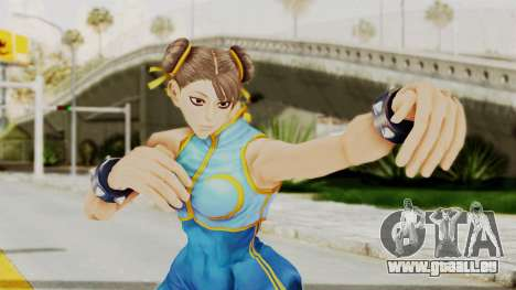 Chun Li Big Ass für GTA San Andreas