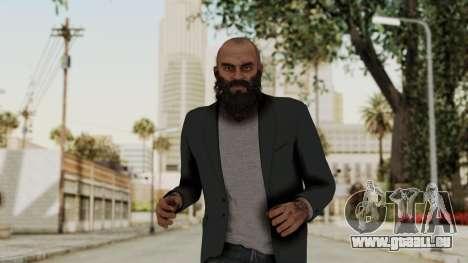 GTA 5 Trevor v2 für GTA San Andreas
