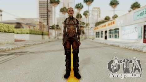 Mass Effect 2 Jack für GTA San Andreas zweiten Screenshot